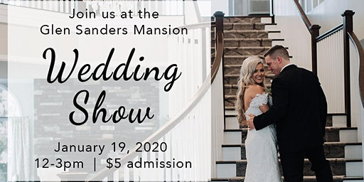 Glen Sanders Mansion Wedding Show
