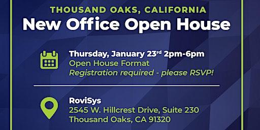RoviSys - Thousand Oaks New Office Grand Opening