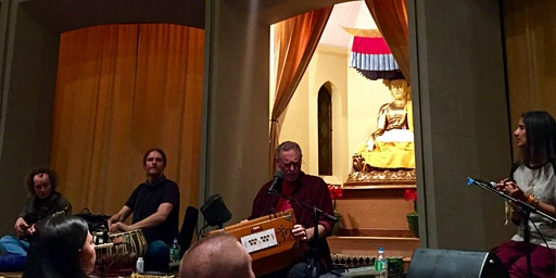 Garrison Institute Saturday Kirtan