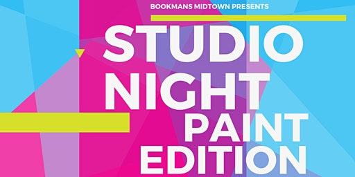 Studio Night: Paint Night