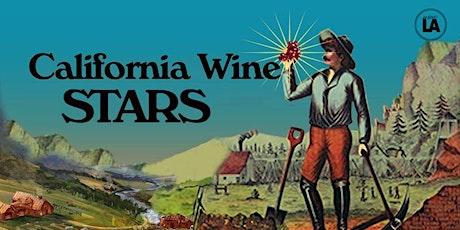 wineLA presents: California Wine STARS 2020 tickets