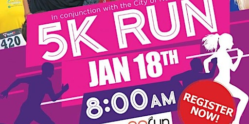 Let's Get Fit with ColorComm Miami & Zo's Winter Groove
