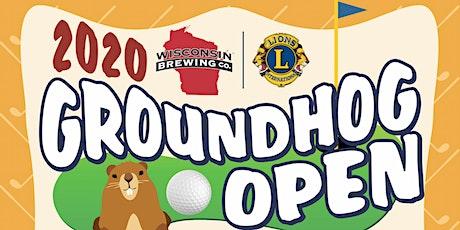 Wisconsin Brewing Groundhog Open 2020 tickets