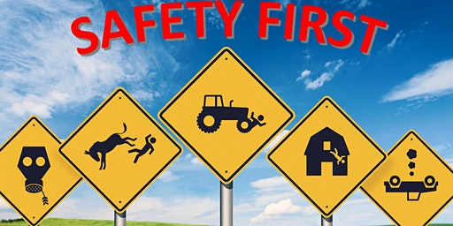 Agricultural Safety - Agrichemicals
