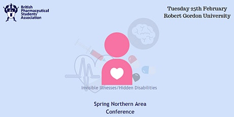 Invisible Illnesses/Hidden Disabilities at RGU tickets