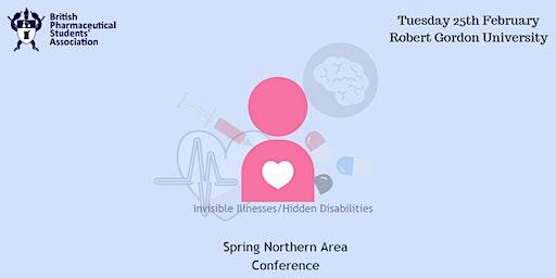 Invisible Illnesses/Hidden Disabilities at RGU