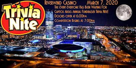 Special Olympics Oklahoma Capitol Area Trivia Nite tickets