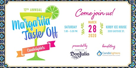 Margarita Taste Off benefiting Candlelighters tickets