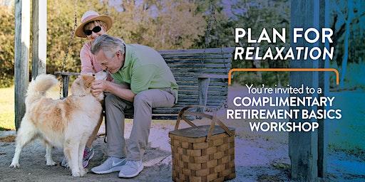 Retirement Basics by CUSO Financial Services, L.P. (CFS) – Goose Creek Financial Center