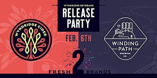 Wyndridge Beverage Release Party