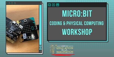 Micro:bit Coding & Physical Computing Workshop tickets