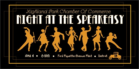HPCC Presents A Night at the Speakeasy tickets