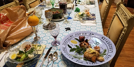Vegan Passover Table tickets