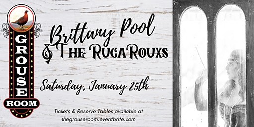 Brittany Pool & The RugaRouxs