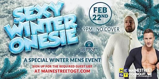 Sexy Winter Onesie Party