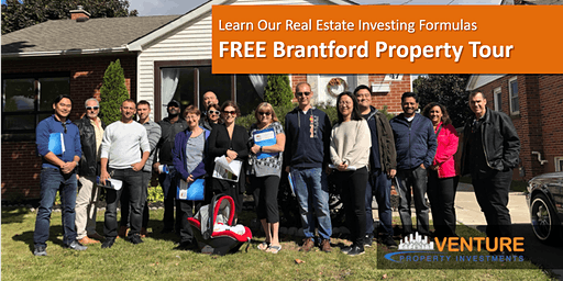 Brantford Property Tour - Feb 1, 2020