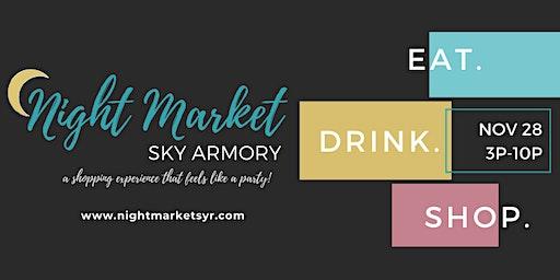 Fall Night Market 2020 Vendor Registration