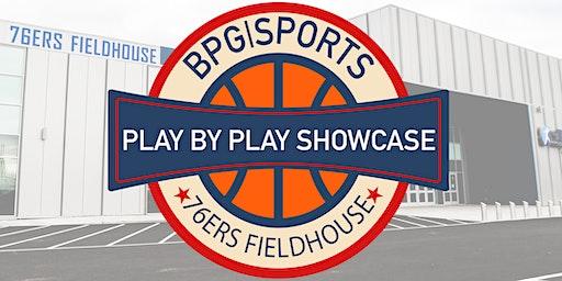 BPG|Sports Play-by-Play Showcase