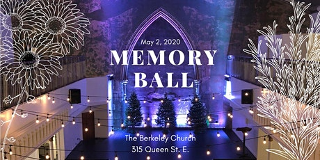 The 8th Annual Memory Ball tickets