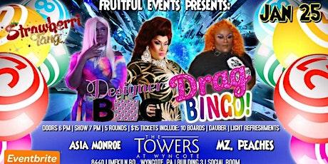 Drag Bingo: Designers Bag Edition tickets