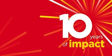 A New Decade in Public Health: O'Brien Institute's 10-year anniversary tickets