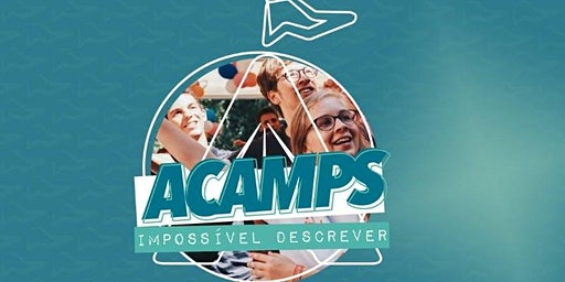Acampamento de Jovens Shalom Acamp´s Curitiba (2 LOTE SERVOS)