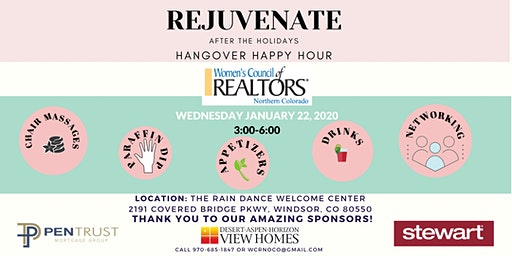 Rejuvenate After The Holidays Hangover Happy Hour