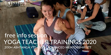 FREE Info Session: Yoga Teacher Training 2020 - 2021 tickets
