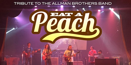Eat a Peach: Tribute To The Allman Brothers Band tickets