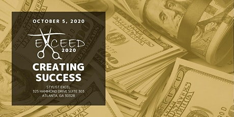 Exceed 2020: Creating Success tickets