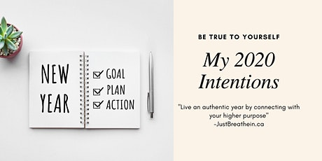 2020 Intention Setting Workshop tickets