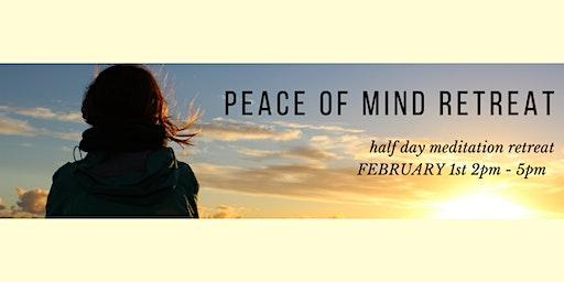 Peace of Mind Retreat