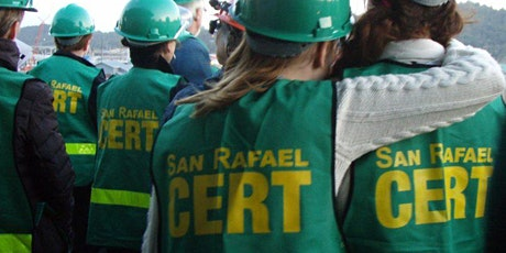 First Aid for Disaster Response for San Rafael CERTs tickets