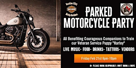 Parked Motorcycle Party tickets
