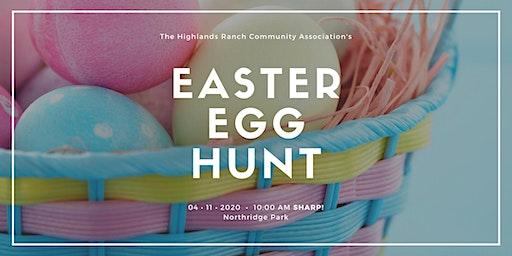 Highlands Ranch Easter Egg Hunt