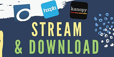 Stream & Download for Free: Movies, Music, & More tickets