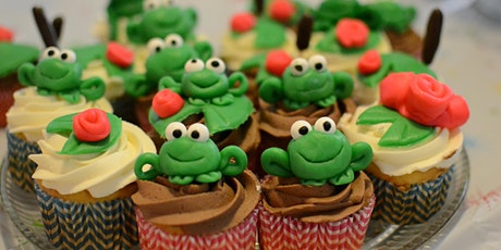 LEAP Year Froggy Cupcakes tickets