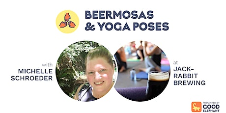 Beermosas and Yoga Poses tickets