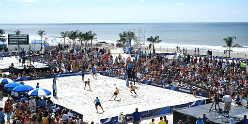 2020 National Collegiate Beach Volleyball Championship, May 1-3