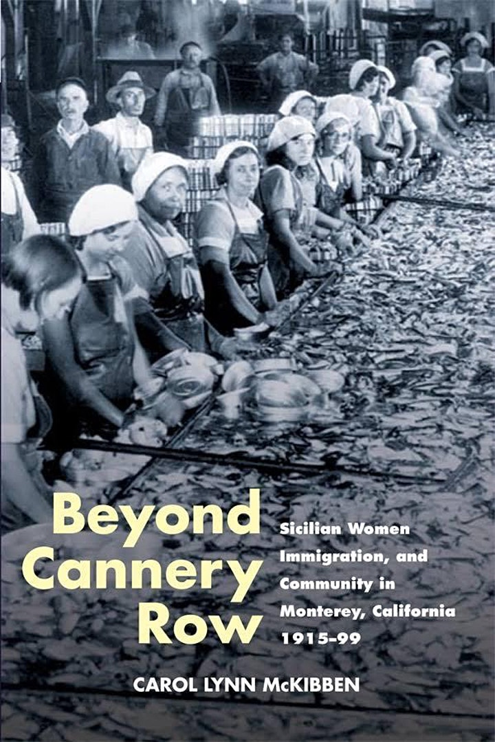 "Author talk with Carol Lynn McKibben of her book ""Beyond Cannery Row"" image"