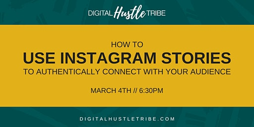 How To Use Instagram Stories To Authentically Connect With Your Audience