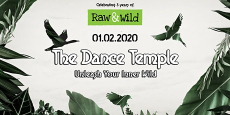The Dance Temple - 5 Rhythms and Cacao Ceremony tickets