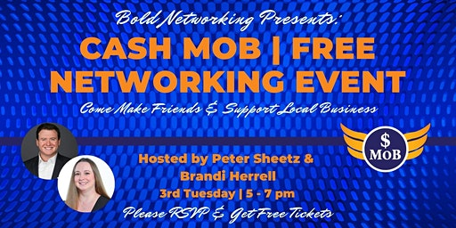 OKC Cash Mob & Networking After Hours Event