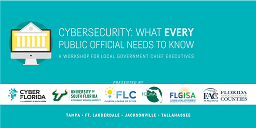 Cybersecurity: What Every Public Official Needs to Know, Jacksonville