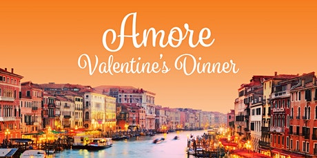 Amore Night - Intimate Multi Course Bistro Dinner with Live Music tickets