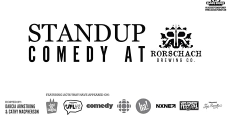 Black Sheep Comedy @ Rorschach Brewing Co, January Edition tickets