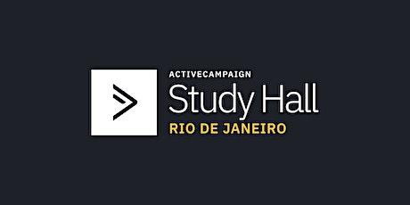 ActiveCampaign Study Hall | Rio de Janeiro ingressos