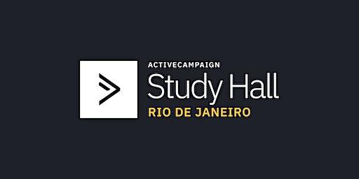 ActiveCampaign Study Hall | Rio de Janeiro