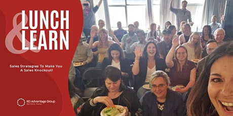 Sales Skills for Selling Premium Services to Businesses - Lunch and Learn tickets