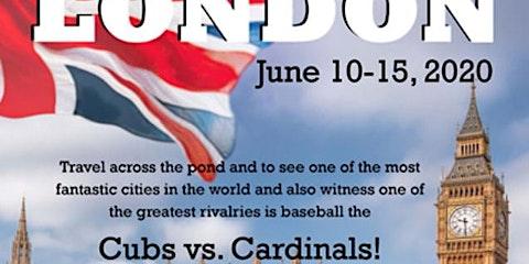 Cards vs. Cubs London 2020